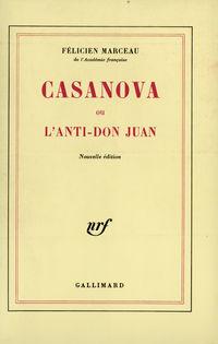 Casanova ou l'anti-Don Juan