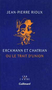 Erckmann et Chatrian ou le ...