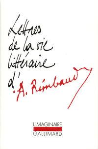 Lettres de sa vie littéraire