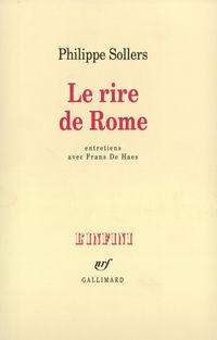 Le Rire de Rome