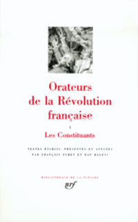 Orateurs de la Révolution f...