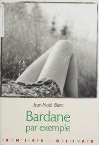 Bardane par exemple