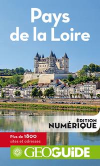 GEOguide Pays de la Loire | Collectif Gallimard Loisirs,