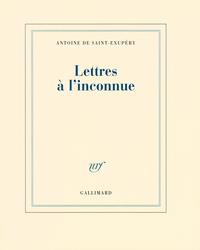 Lettres à l'inconnue
