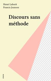 Discours sans méthode