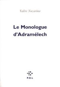 Le monologue d'Adramélech