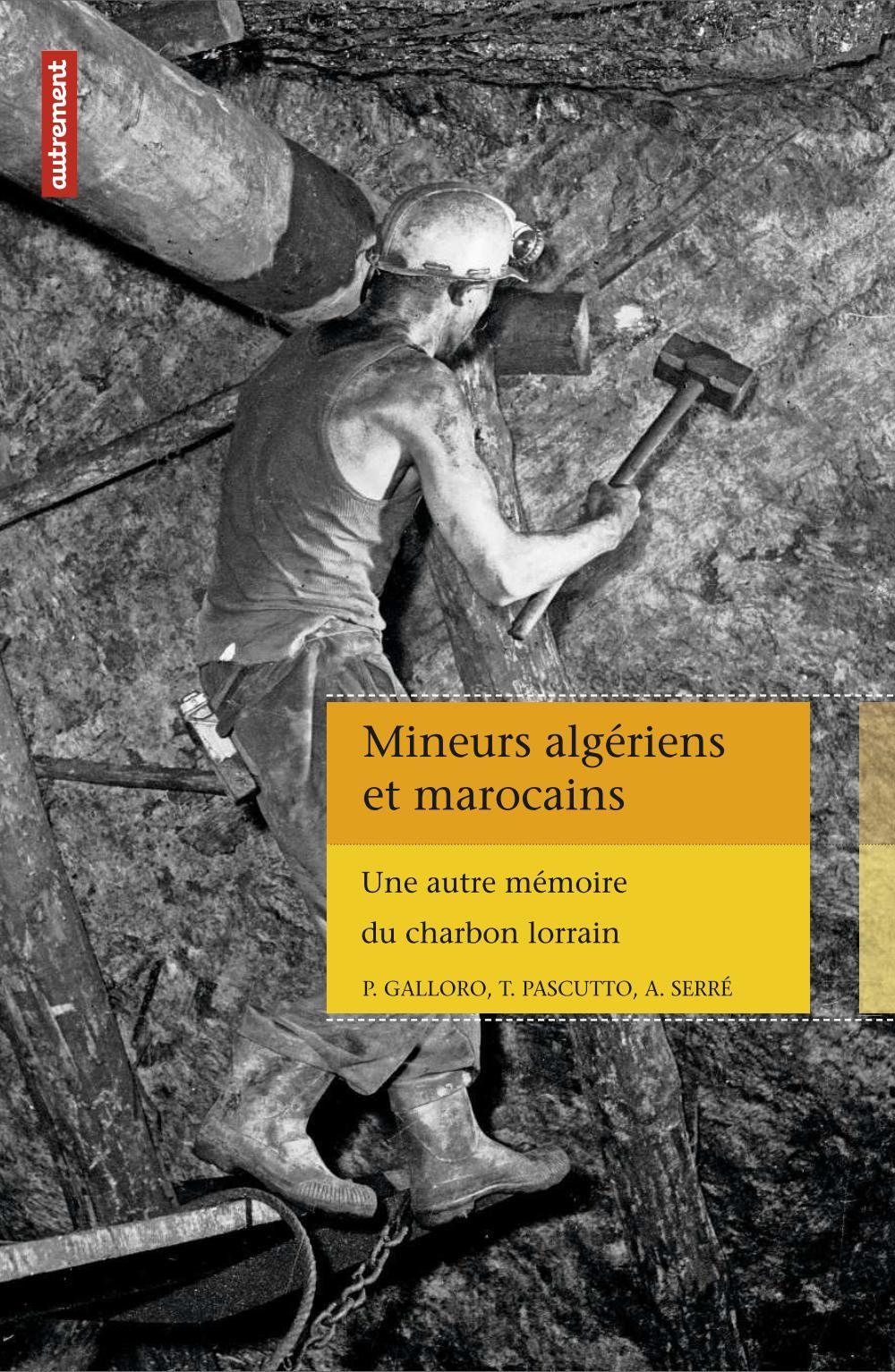 Mineurs algériens et marocains, UNE AUTRE MÉMOIRE DU CHARBON LORRAIN