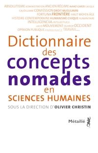 Dictionnaire des concepts n...