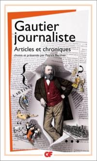 Gautier journaliste