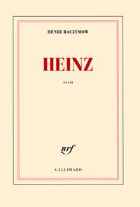 Heinz   Raczymow, Henri