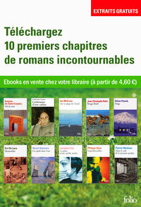 EXTRAITS - 10 romans incont...