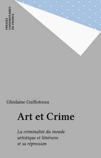 Art et Crime | Guillotreau, Ghislaine