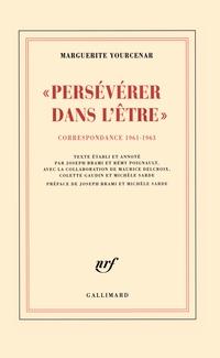 """""""Persévérer dans l'être"""". C..."""