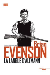 La Langue d'Altman   EVENSON, Brian