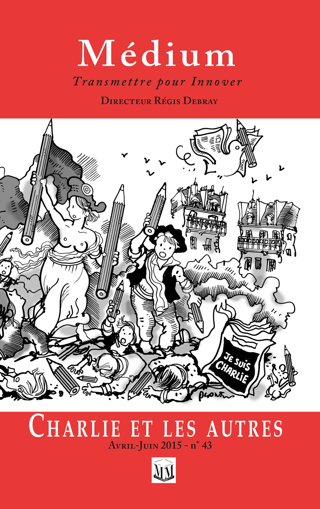Charlie et les autres (Médium n° 43, avril-juin 2015)