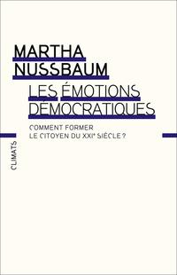 Les Émotions démocratiques