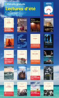 Extraits gratuits - Lectures d'été Gallimard 2015