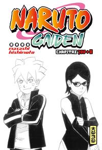 Naruto Gaiden - Chapitre 8