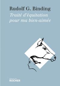 Traité d'équitation pour ma bien-aimée