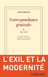 Correspondance générale (To...