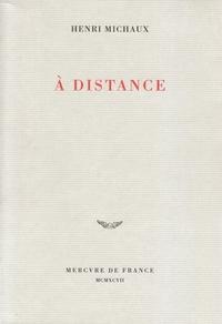 À distance