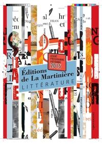 Pré-Catalogue la Martinière...