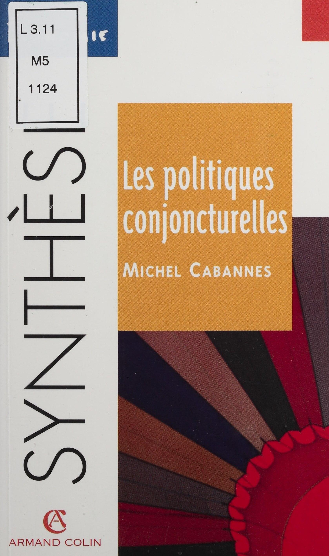 Les Politiques conjoncturelles