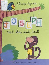 Joseph veut lire tout seul