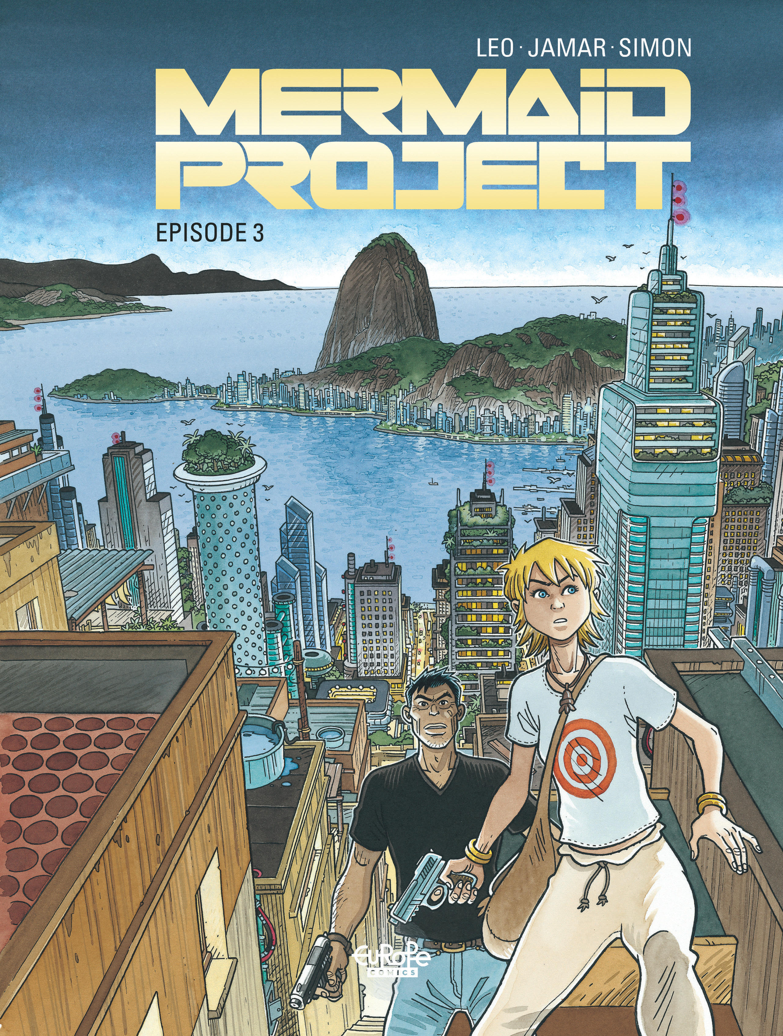 Mermaid Project - Volume 3