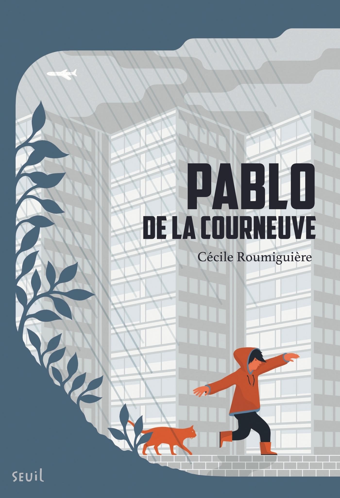 Pablo de la Courneuve | Roumiguiere, Cecile