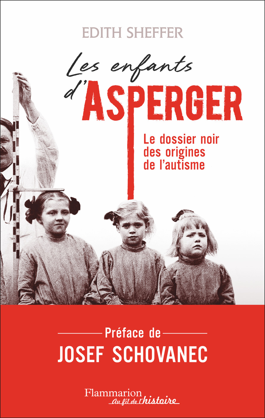 Les enfants d'Asperger | Sheffer, Edith