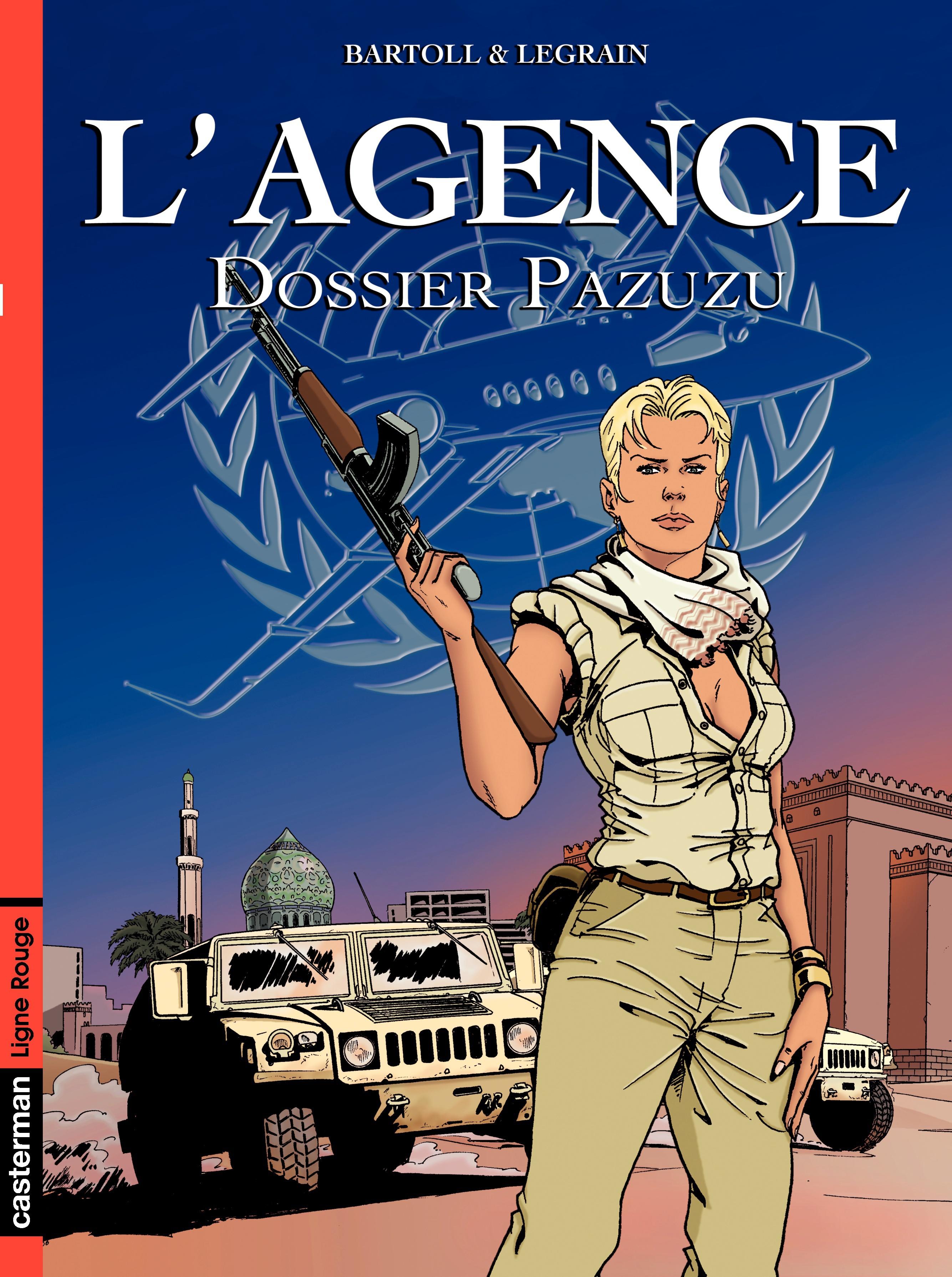 L'Agence (Tome 2) - Dossier Pazuzu