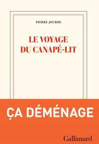 Le voyage du canapé-lit | Jourde, Pierre. Auteur