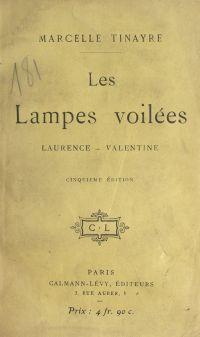 Les lampes voilées