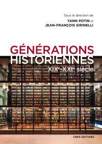 Générations historiennes XI...