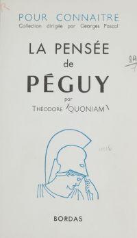 La pensée de Péguy