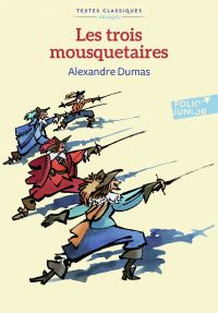 Les trois mousquetaires | Dumas, Alexandre. Auteur