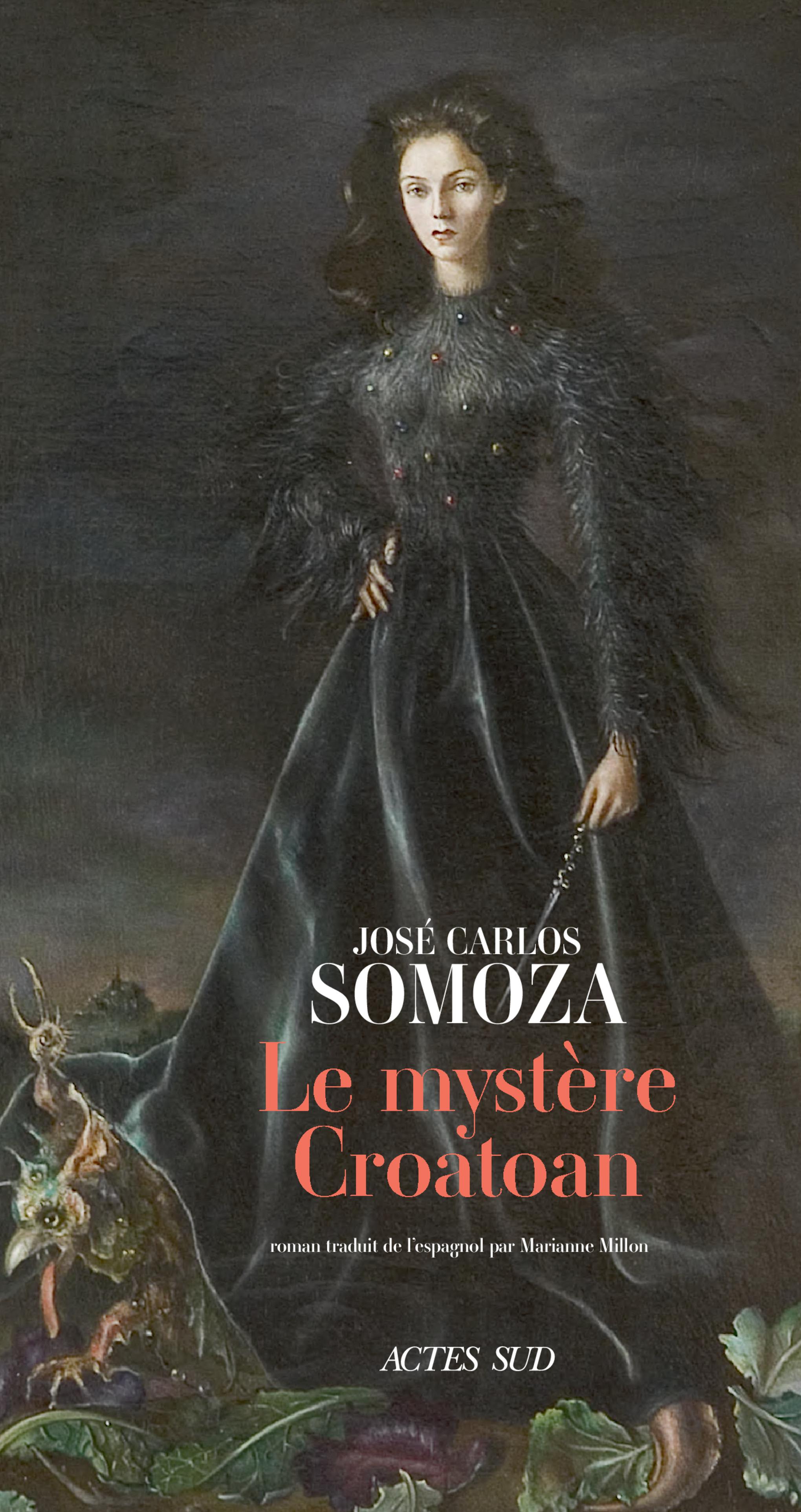 Le Mystère Croatoan | Somoza, José carlos