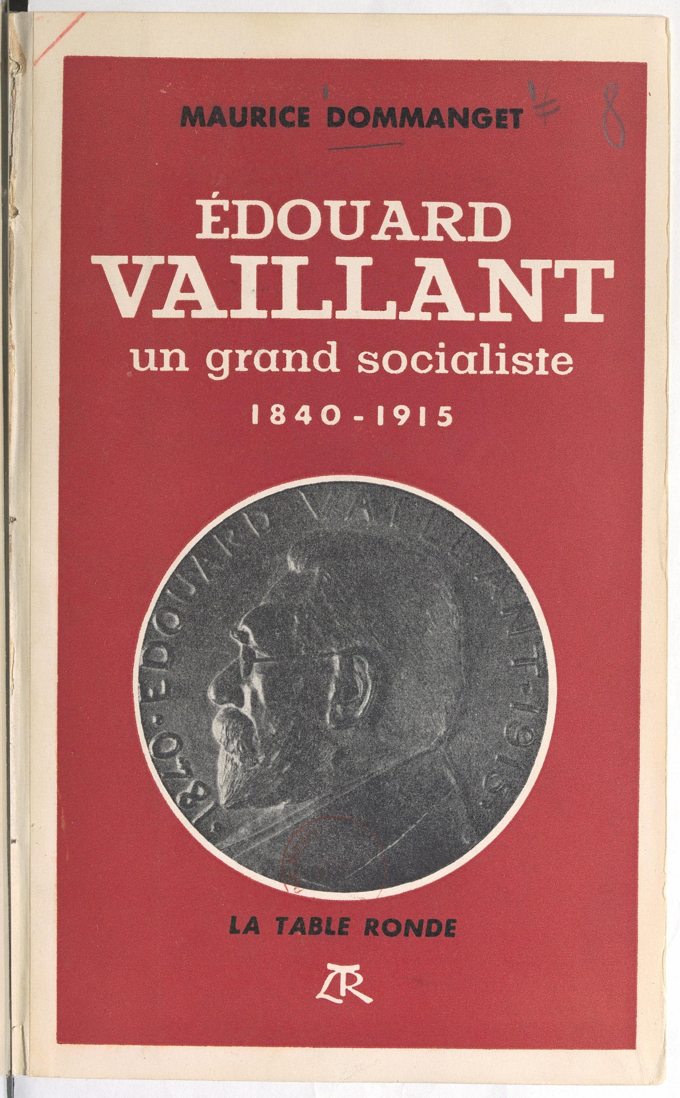 Édouard Vaillant, un grand ...