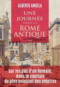Image de couverture (Une journée dans la Rome antique)