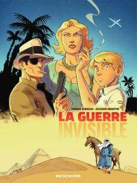 La guerre invisible - L'agence | GIROUD, FRANK. Auteur