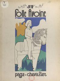 Folle-Avoine, page-chevalier