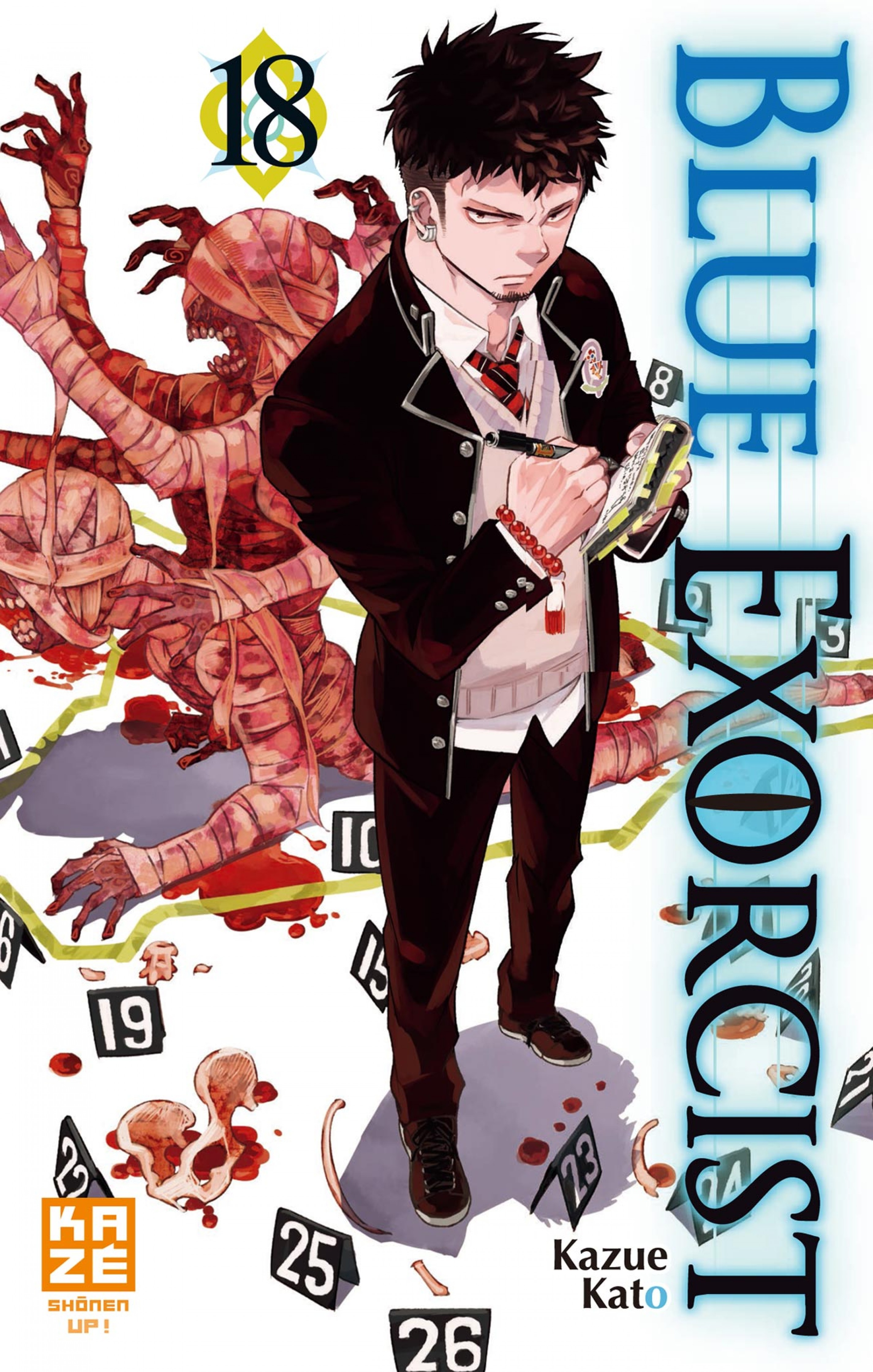 Blue Exorcist - Tome 18 - t...
