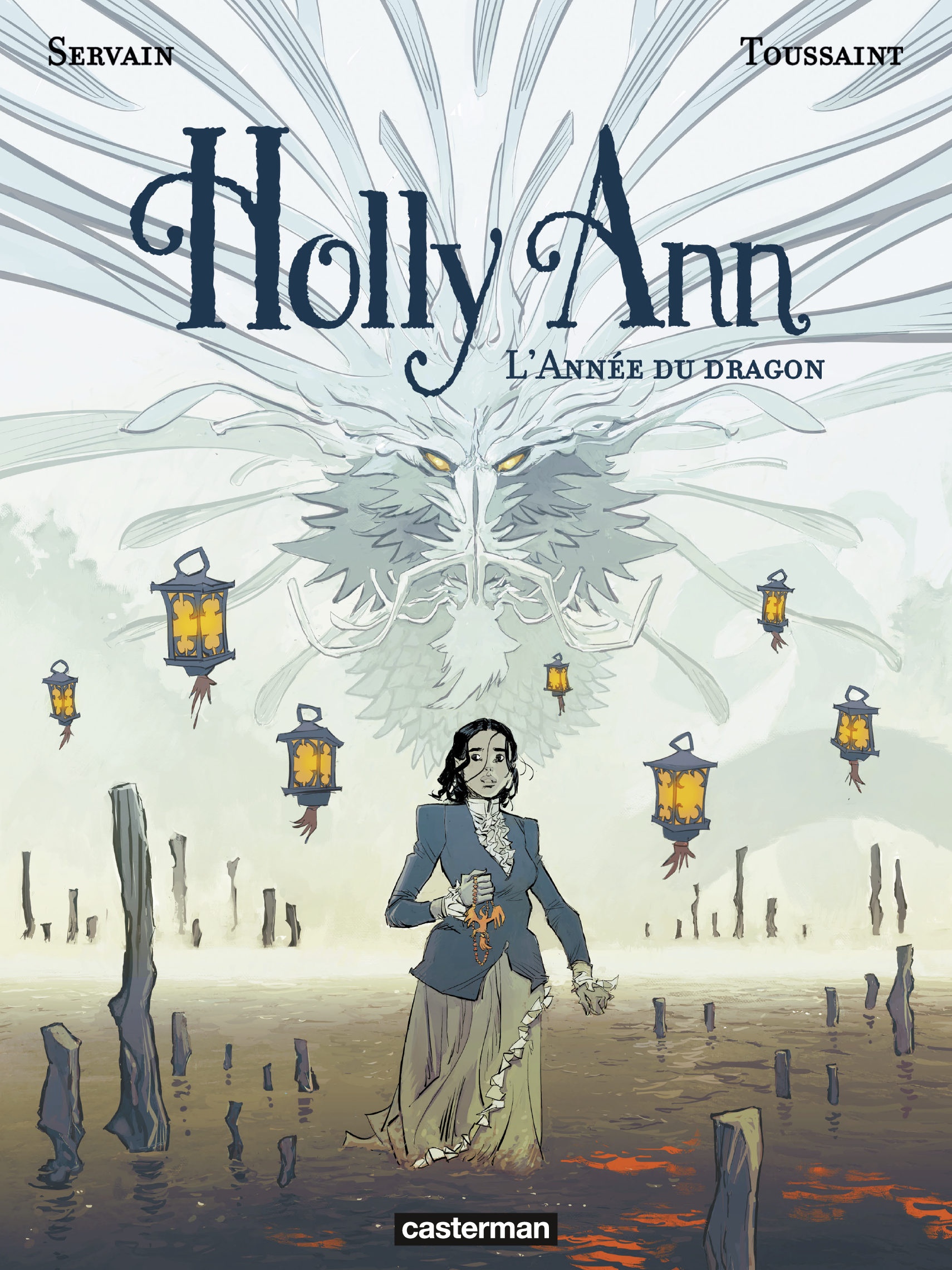 Holly Ann (Tome 4)  - L'Ann...