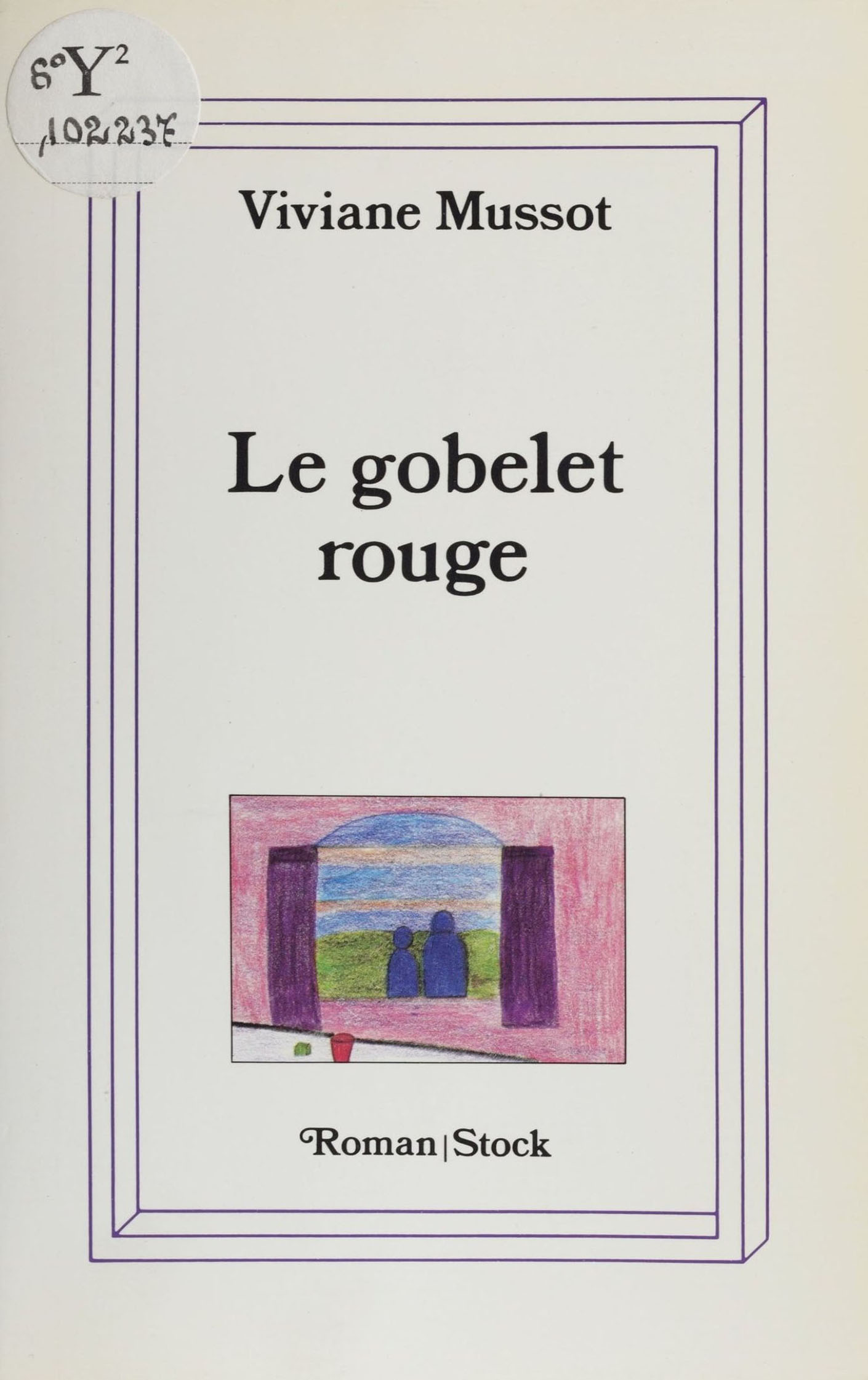 Le Gobelet rouge