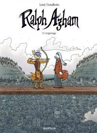 Ralph Azham - tome 11 - L'e...