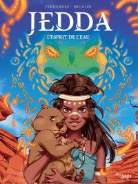 Jedda - Tome 1