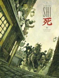 Shi. Volume 1, Au commencement était la colère...