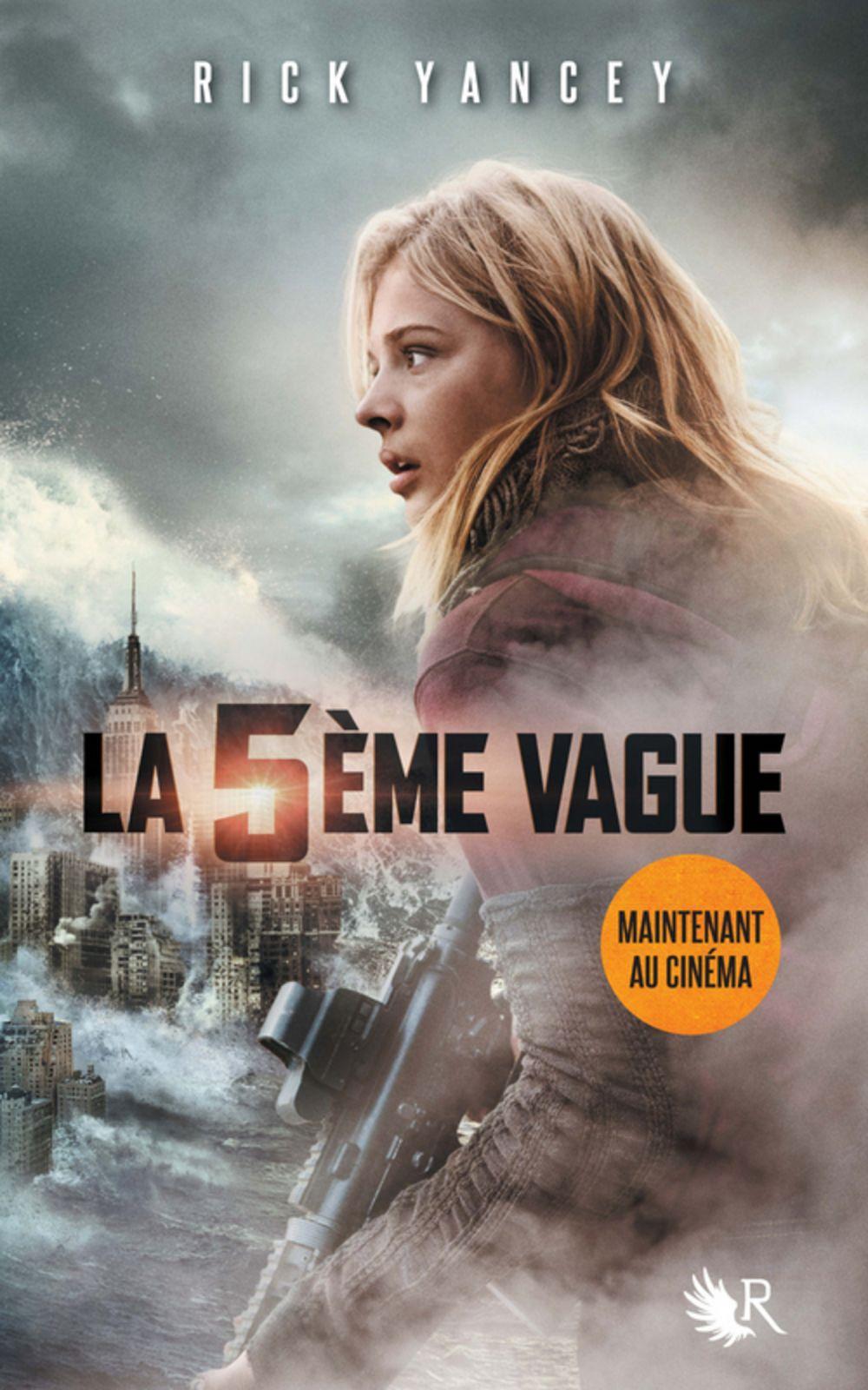 La 5e vague - Tome 1   DEROYAN, Francine. Contributeur