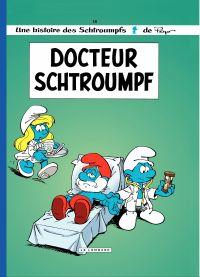 Les Schtroumpfs Lombard - Tome 18 - Docteur Schtroumpf